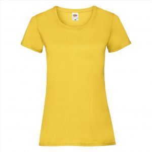 Dames t-shirt Yello
