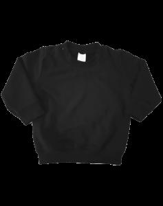 Baby Sweater_Zwart png