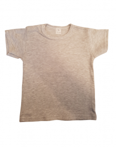 Baby shirtje grey