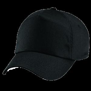 Cap zwart