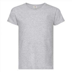 T-shirt Grey meiden 5-15 - kopie