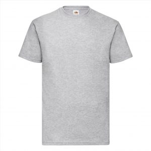 Heren t-shirt heater grey