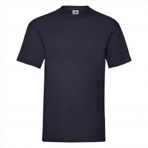 Heren t-shirt navy blue