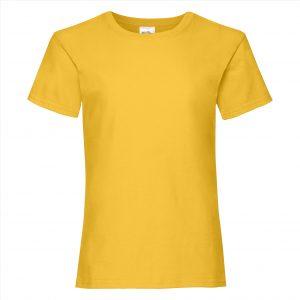 t-shirt yello meiden 5-15 - kopie
